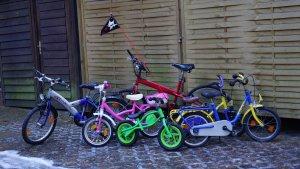 privatschule_nauen_hort_spendenaktion_fahrrad