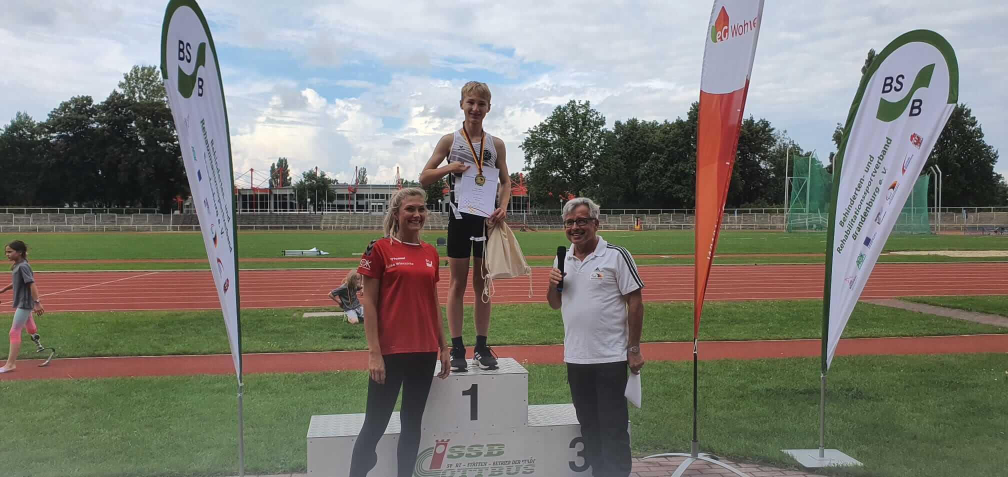 Deutsche Jugendmeisterschaften der Para-Leichtathletik